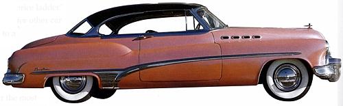 Buick Roadmaster Riviera Xtra
