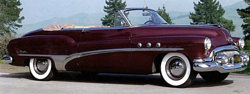 1950s Cars Buick Photo Gallery Fifties Web
