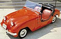 1950 Crosley American Car
