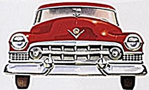 1951 cadillac car