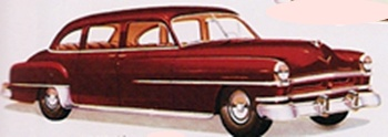 1950 Chrysler car