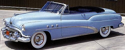 1950s Cars Buick Photo Gallery Fifties Web