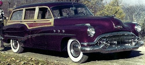 1950s autos