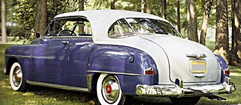 1952 Plymouth