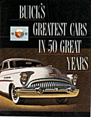 Buick's 50th Anniversary