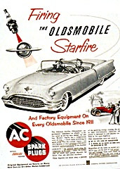 Oldsmobile of 1953