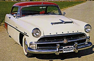 1954 Hudson Hollywood Hornet car
