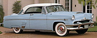 1954 Mercury car