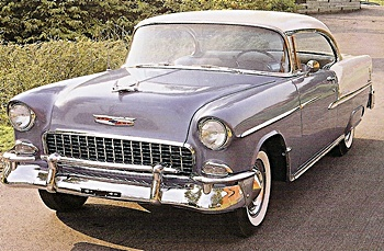 1955 Chevrolet Coupe