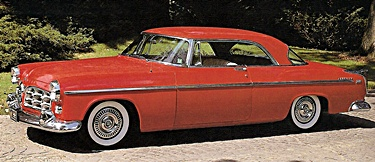 1955 Chrysler 300 car