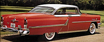 1955 Mercury car