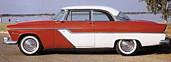 1955 Plymouth Car
