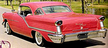 1957 Olds Starfire Ninety Eight