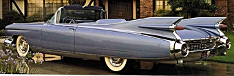 1959 Cadillac Eldorado covertible
