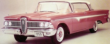 1959 Edsel car