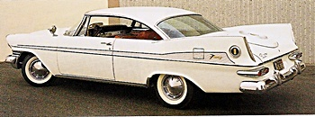 1959 Plymouth Fury car