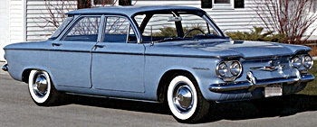 1961 chevy corvair