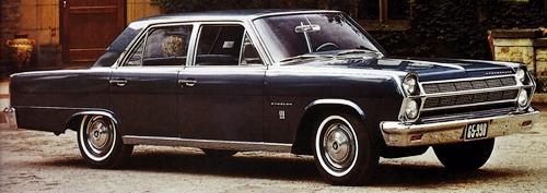 1960s American Cars