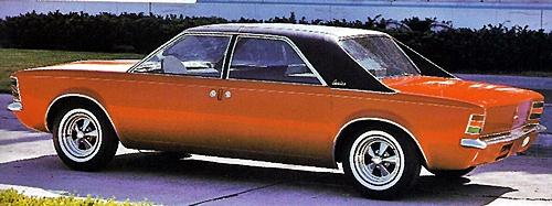 1960s automobiles