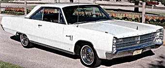 1966 plymouth fury car