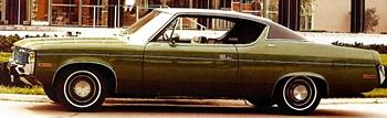 1970s automobiles
