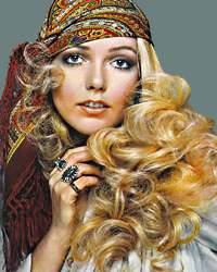 ", the 1960s hair style was just that – styled. Whether ""long"