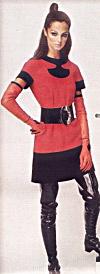 mod vinyl outfit