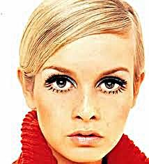 60's Fashion - Twiggy Pictures| FiftiesWeb