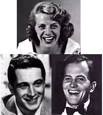 Rosemary Clooney, Pat Boone, Perry Como