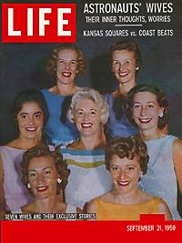 Mercury Astronauts Wives
