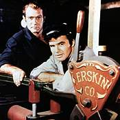 Darren McGavin and Burt Reynolds
