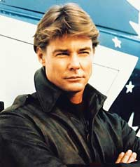 Jan Michael vincent in Airwolf
