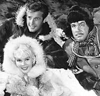 TV Western - ALaskans - Roger Moore