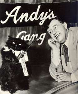 Andy's Ganag - Andy Devine
