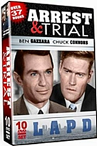 Buy Arrest and Trial on DVD
