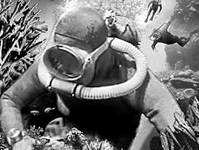 1960s scuba diving show - Assignment: Underwater