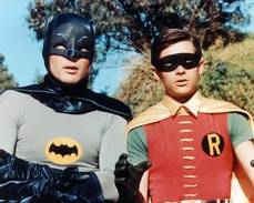Batman - Adam West - Burt Ward