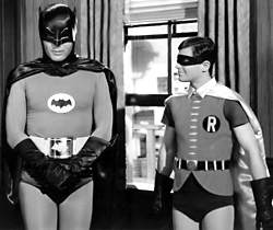 Batman, Robin Ward, Adam West