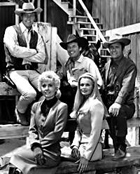 Big Valley, Lee Majors, Peter Breck,Barbnara Stanwyck