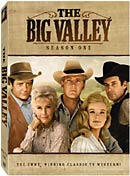 Big Valley DVD