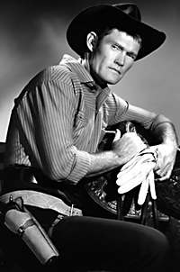 TV Western - Branded - Chuck Connors