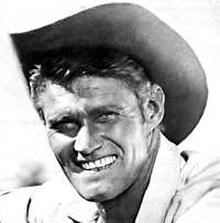 Rifleman and Chuck Connors