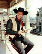 TV Western -- Cimarron City, George Montgomery