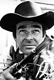 TV Western -- Cimarron strip, Stuart Whitman