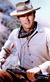 Rawhide, Clint Eastwood