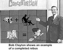 1960s game shows - Concentration