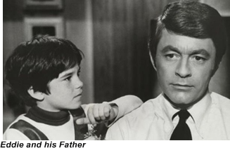 Bill Bixby in the courtship of eddies father