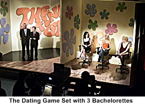 the dating game - 1960s television