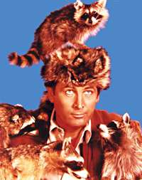 Davy Crockett - Fess Parker