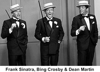 The Dean Martin variety show